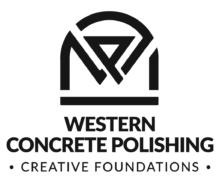 Western Concrete Polishing logo
